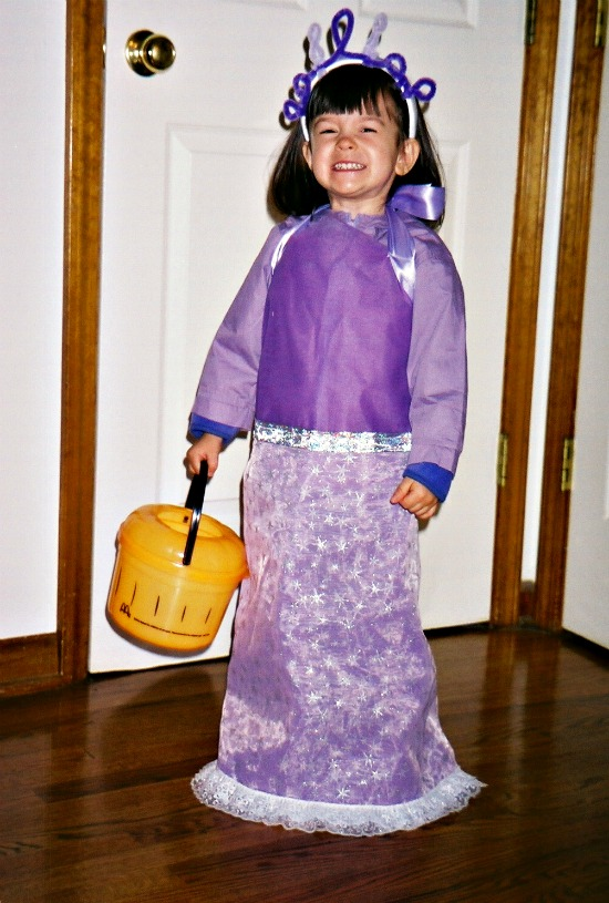 Purple Princess Costume