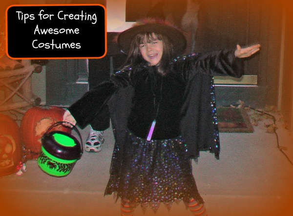 Creative kids costumes