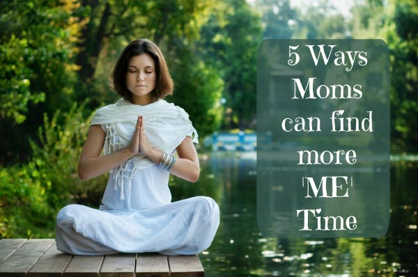 Finding more time for yourself