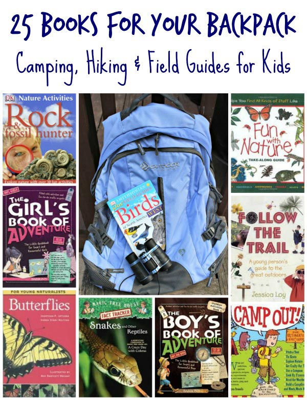 outdoor books for kids