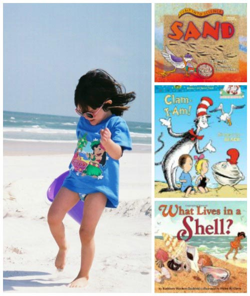 beach science activities for kids
