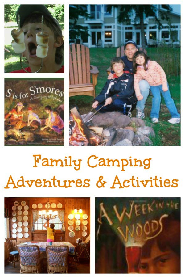 Fun camping activities for kids and families