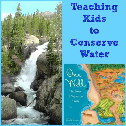 Teaching kids to conserve water