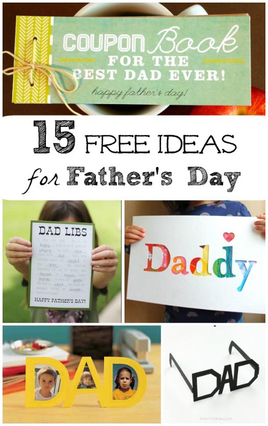 great father's Day ideas