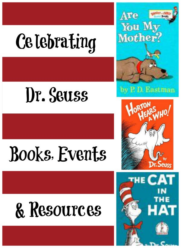 Dr. Seuss resources and activities