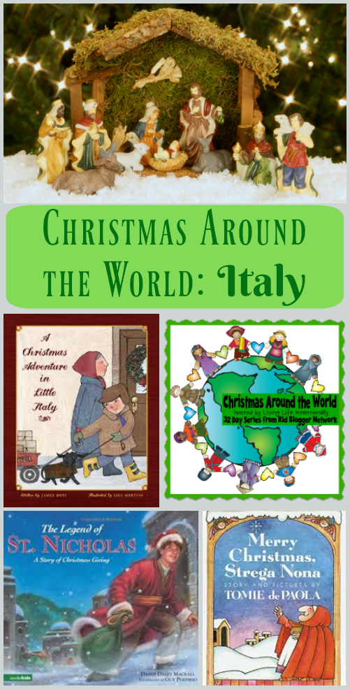 Christmas around the World Italian traditions and activities