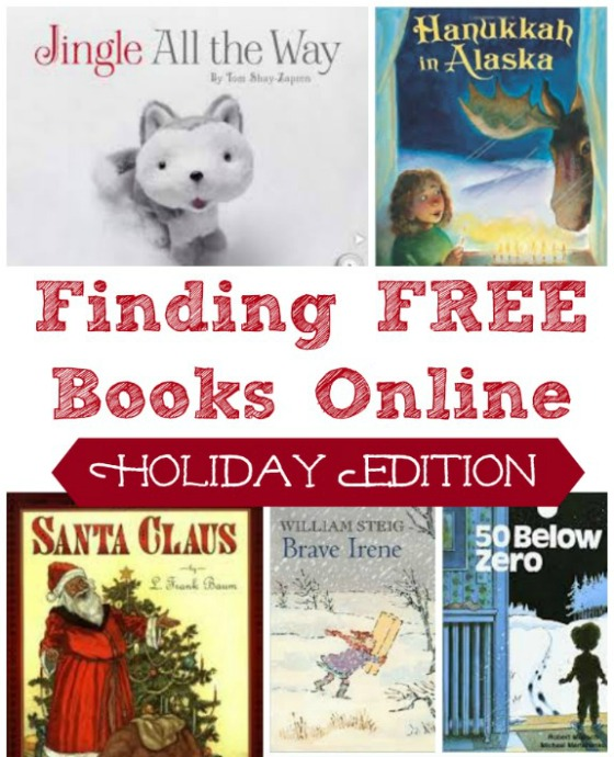 25 Free Online Christmas Books And Holiday Stories