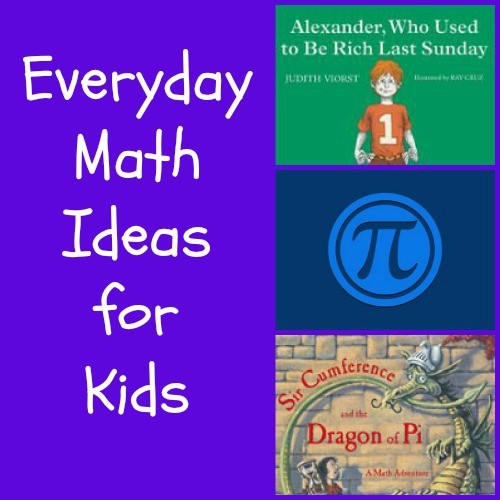17 Everyday Math Activities for Kids