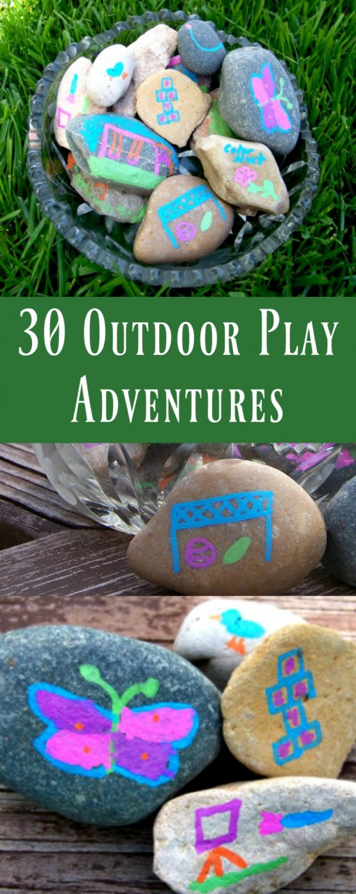 Outdoor Activities for Kids | Fun things to do outside