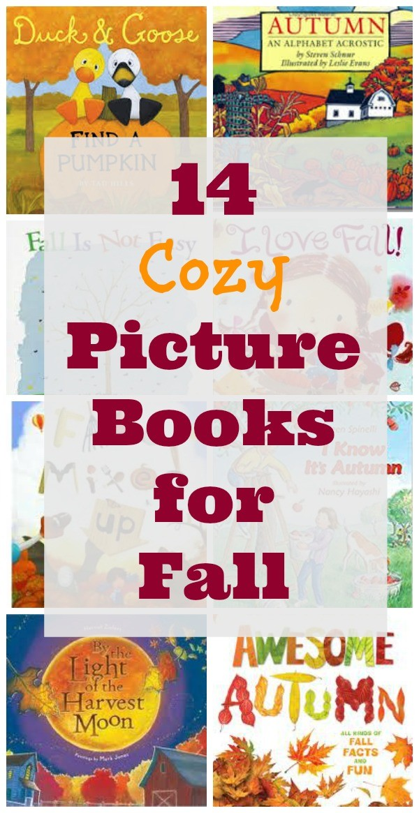 Autumn stories and Fall books for kids