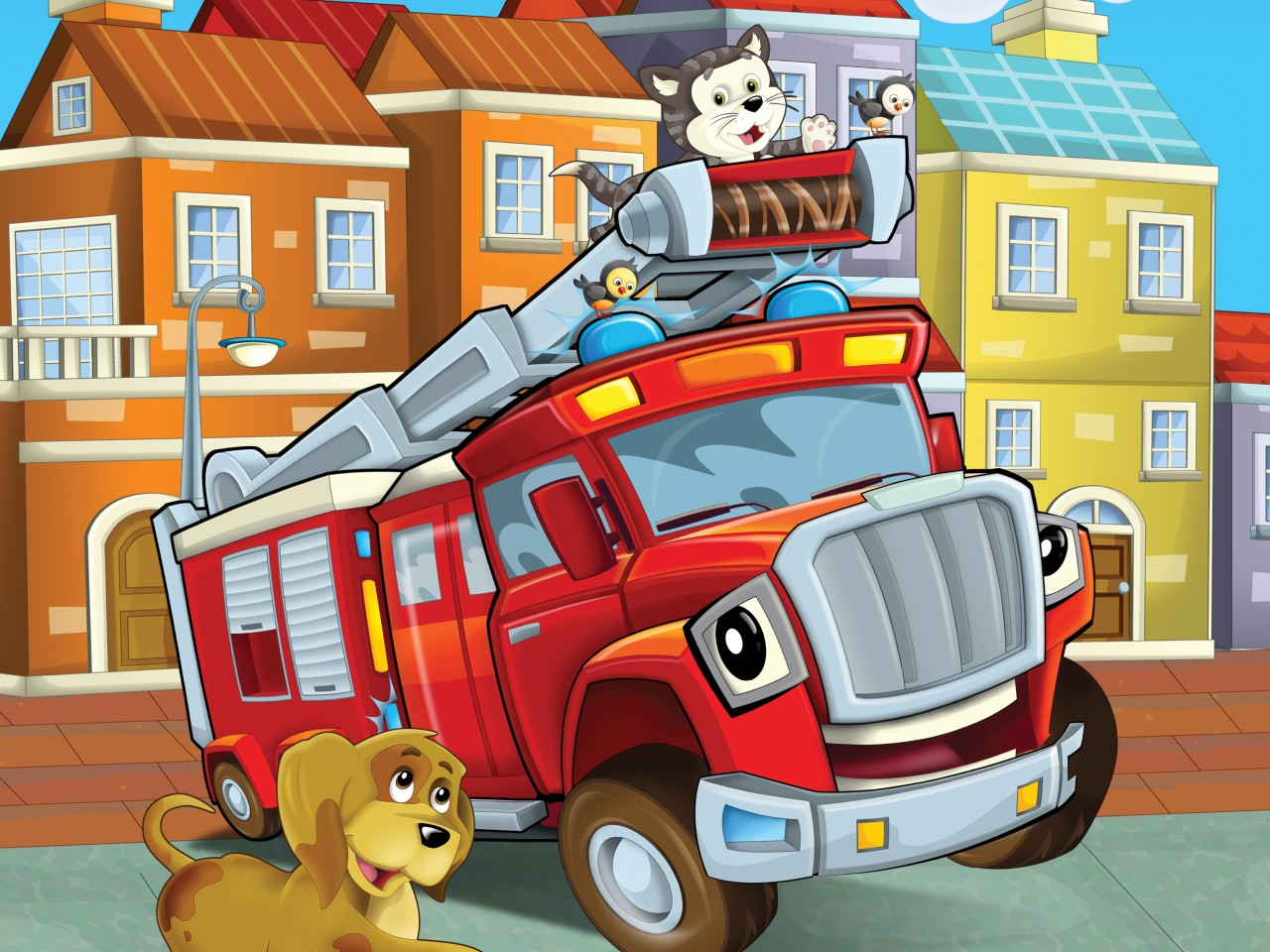 Fire Safety Activities for Kids: Printables, Books & Skills to Teach