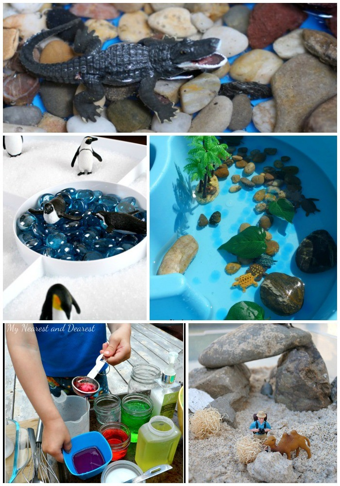 15 Play & Learning Ideas: Science Exploration Activities