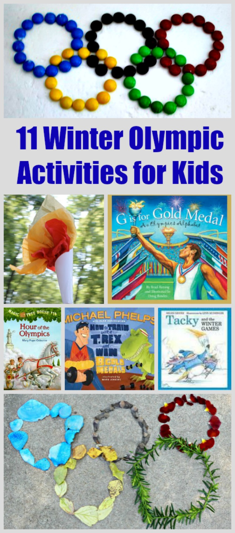 11 Winter Olympics Activities Crafts For Kids