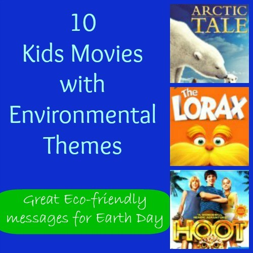 10 Documentaries & Animated Movies for Earth Day