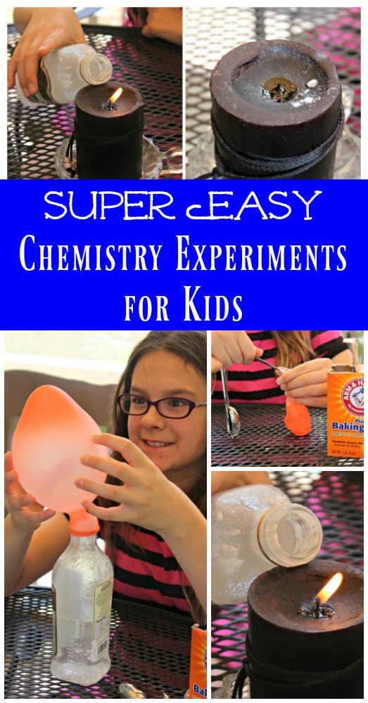 Cool Science Experiments for Kids with Carbon Dioxide - Edventures
