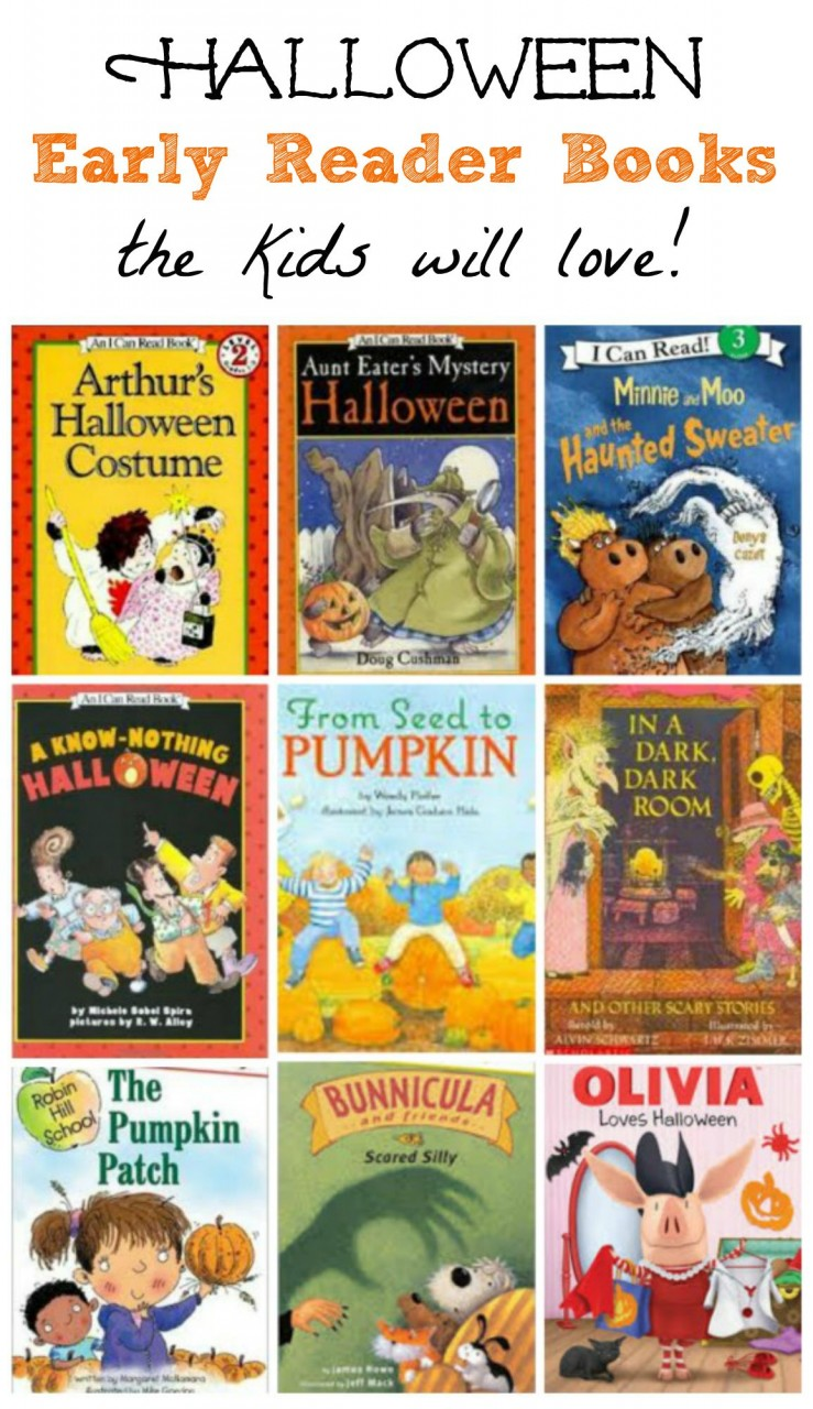 great halloween reads