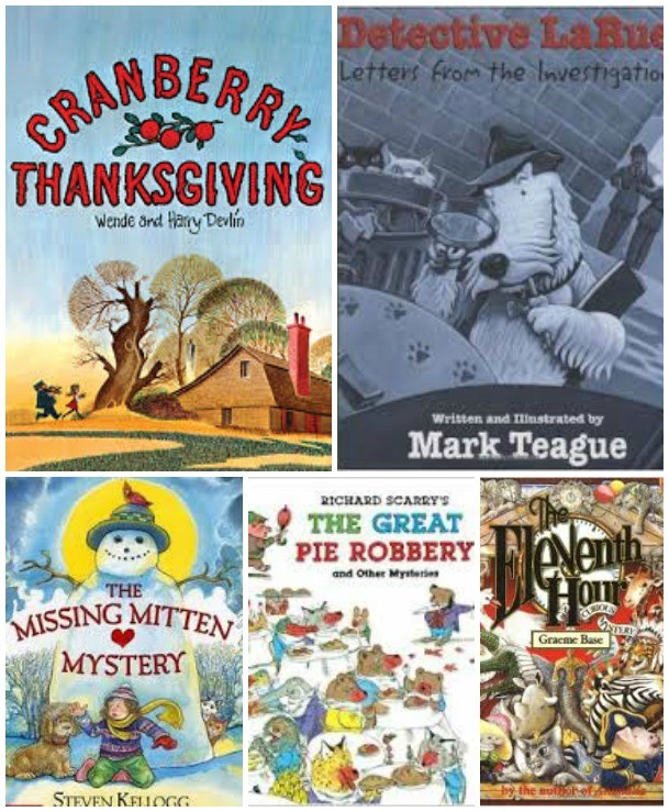 15 Marvelous Mystery Books for Kids
