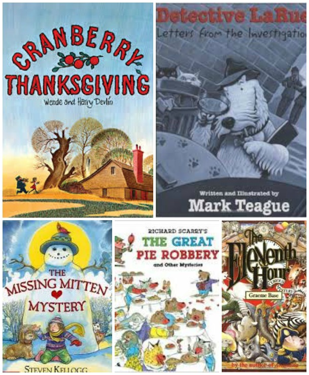 15 Detective & Mystery Books for Kids - Edventures with Kids