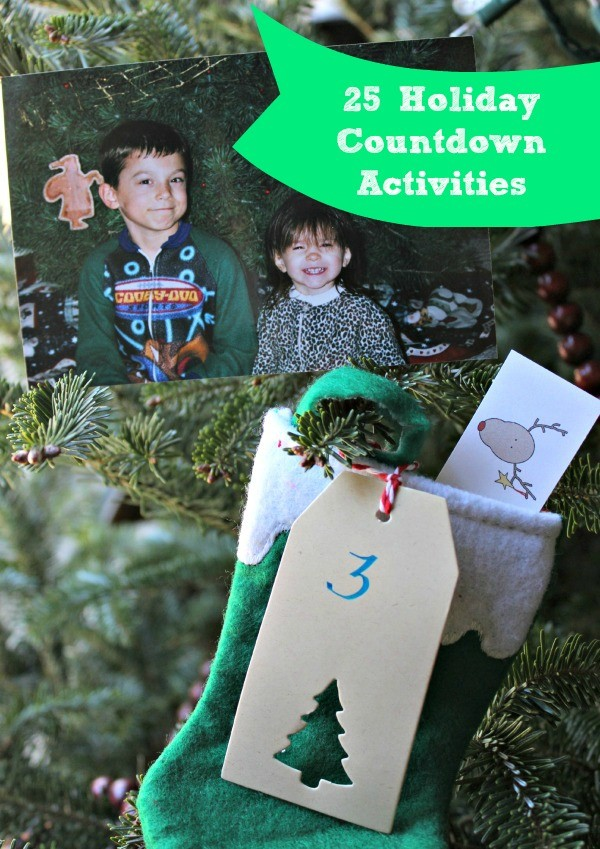 Fun ideas for families to countdown to Christmas in December
