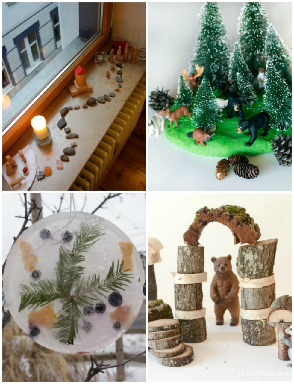 25 Countdown to Christmas and Advent Calendar Ideas