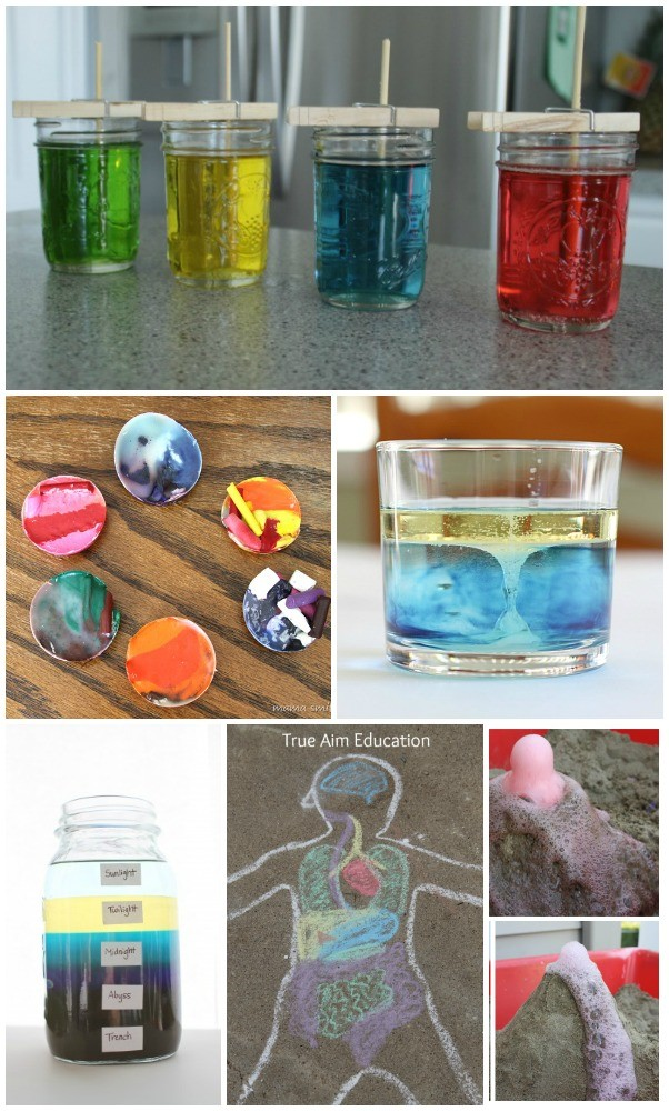 27 Simple Summer Science Experiments