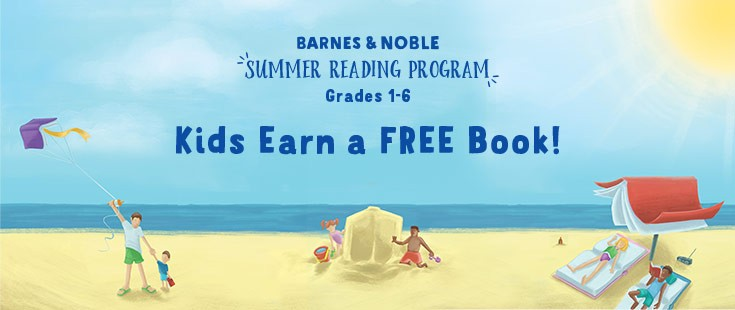 2018 Barnes and Noble summer reading program