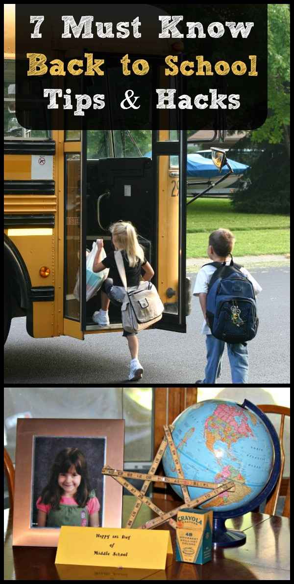 7 Important Things to do Before the First Day of School