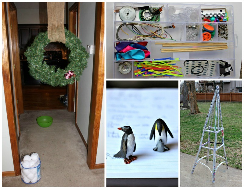 Fun inside winter activities to do with kids