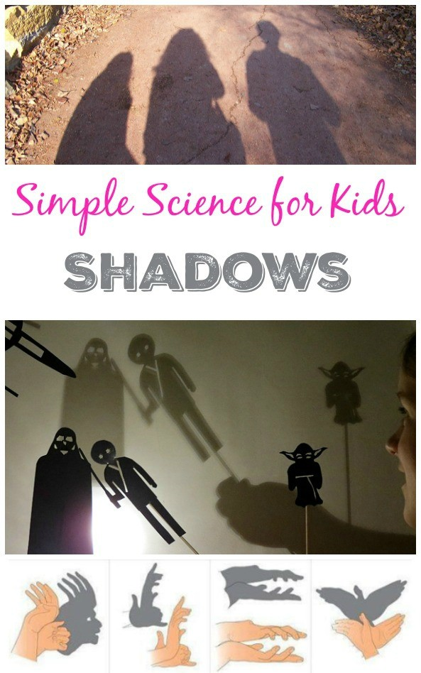 10 Easy Science Experiments: Shadow & Light Activities