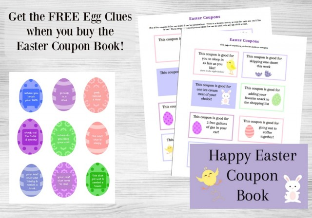 photograph relating to Printable Easter Egg Hunt Clues named Easter Egg Hunt w/Absolutely free printable Clues for All Ages