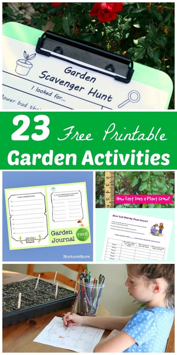 gardenprintables