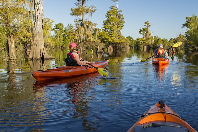 kayaking with kids - explore new places & have an adventure