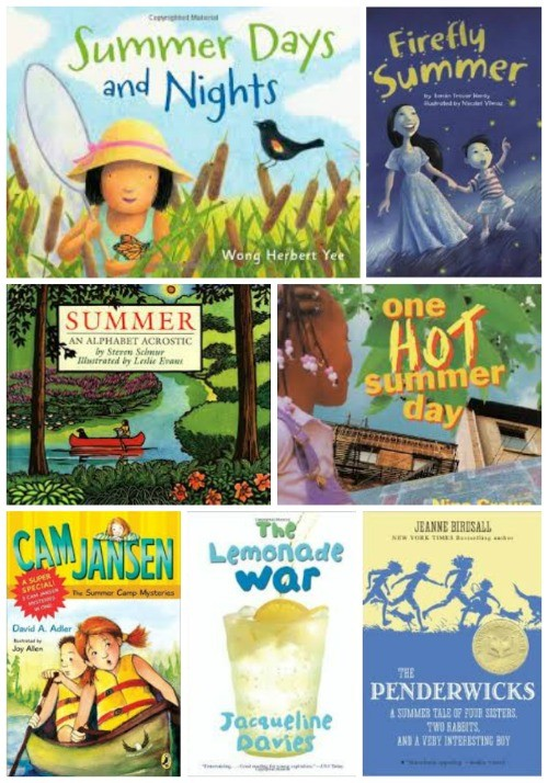 9 Favorite Children's Books about Summer Time