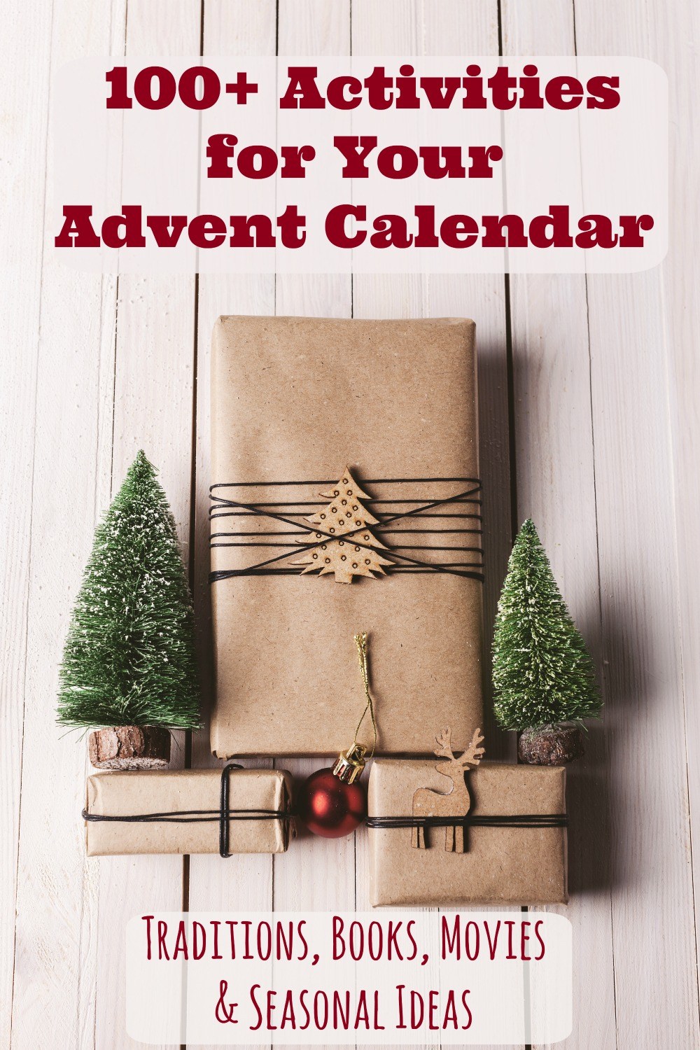 photograph relating to Printable Christmas Calendar known as 100+ Xmas Introduction Calendar Pursuits with printable