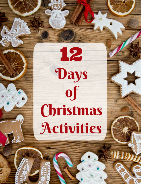 12 Days of Christmas Activities