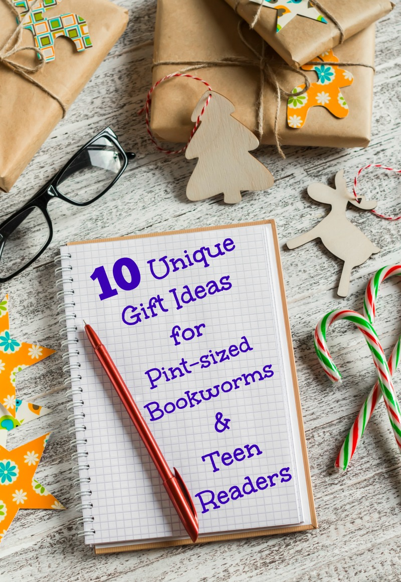 10 unique gift ideas for book lovers