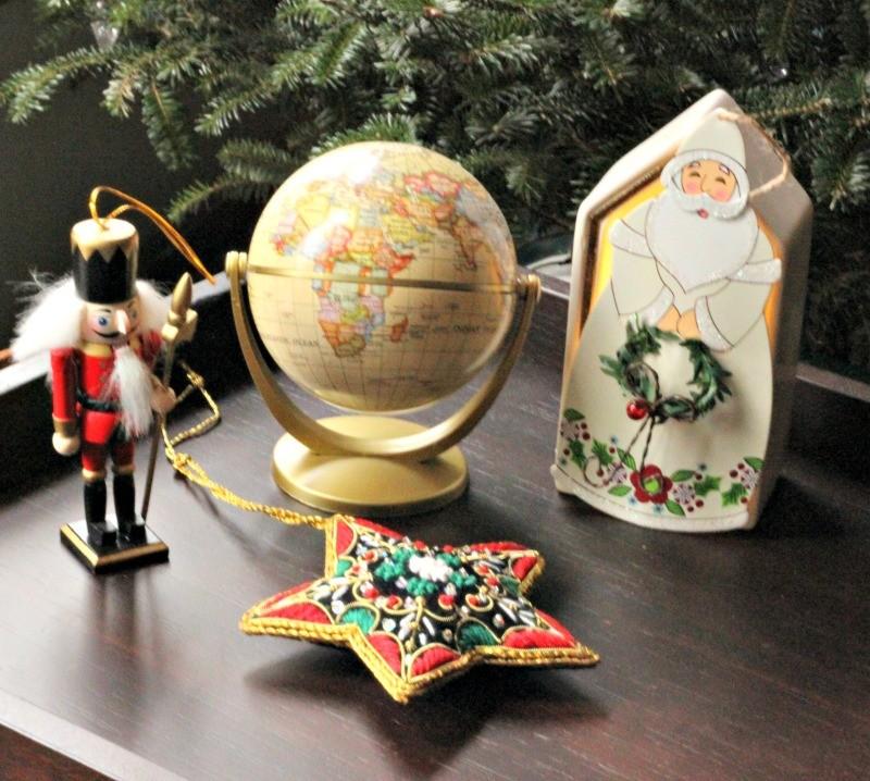 Christmas Around the World Activity {with free printable game!}