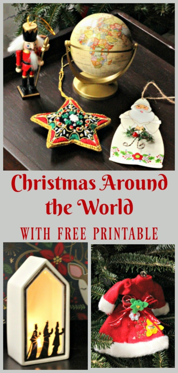 Christmas Traditions Around The World Santa S Name In