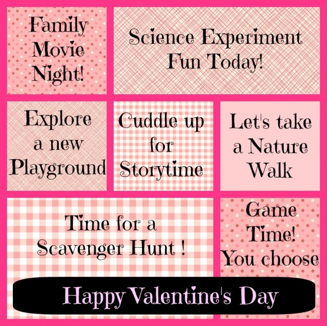 And If Youu0027re Looking For Something Special To Give To Your Kids For  Valentineu0027s Day, Try This Free Printable Valentine Activity Coupon Set For  Fun Ways To ...