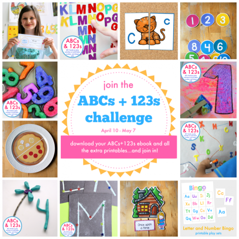 50+ ABC Games & Number Activities for Curious Kids