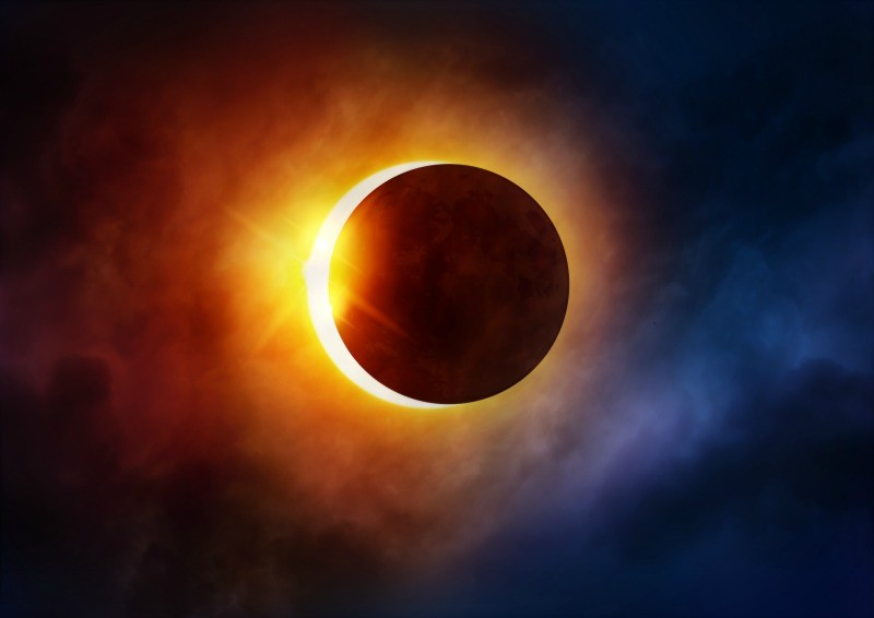 Solar Eclipse Activities & Party Ideas for Kids