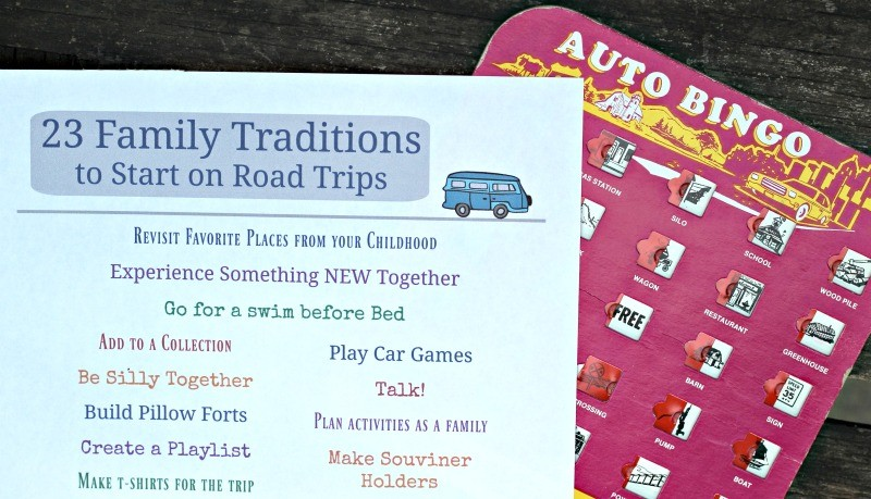 23 Family Traditions to Start When You Travel