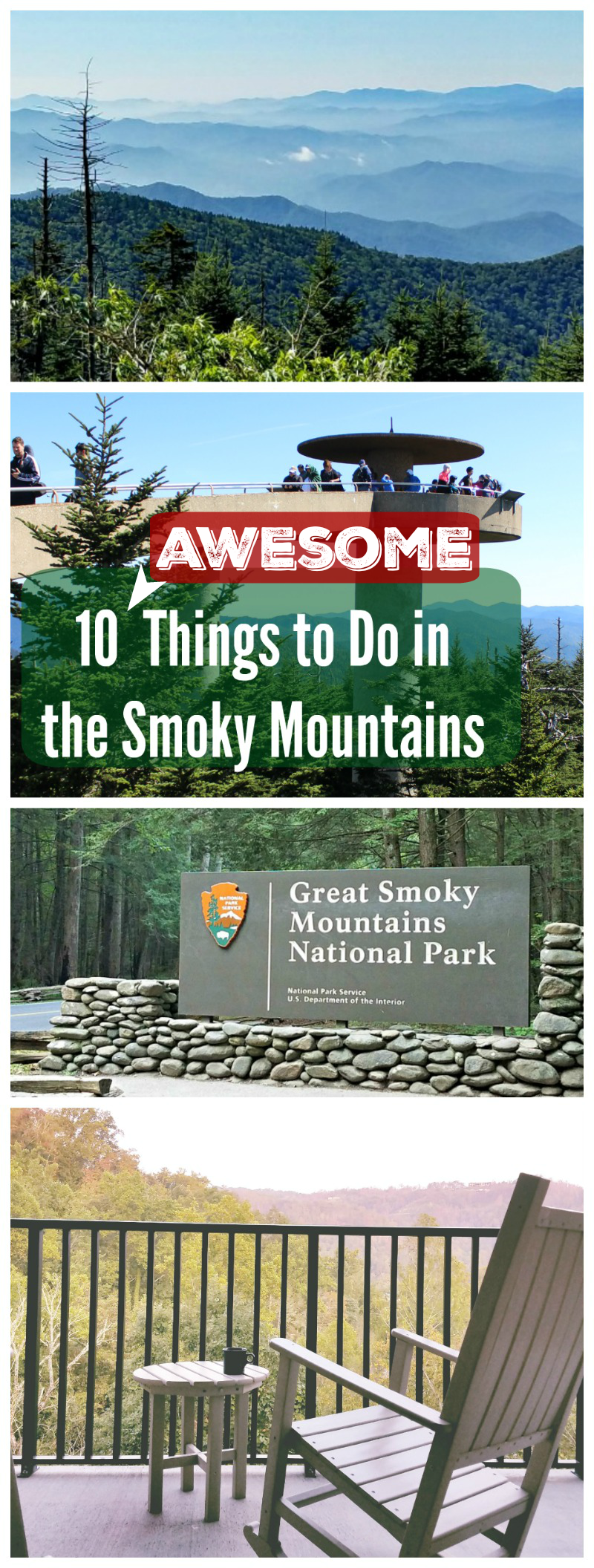 10 Best Things to do in the Smokies