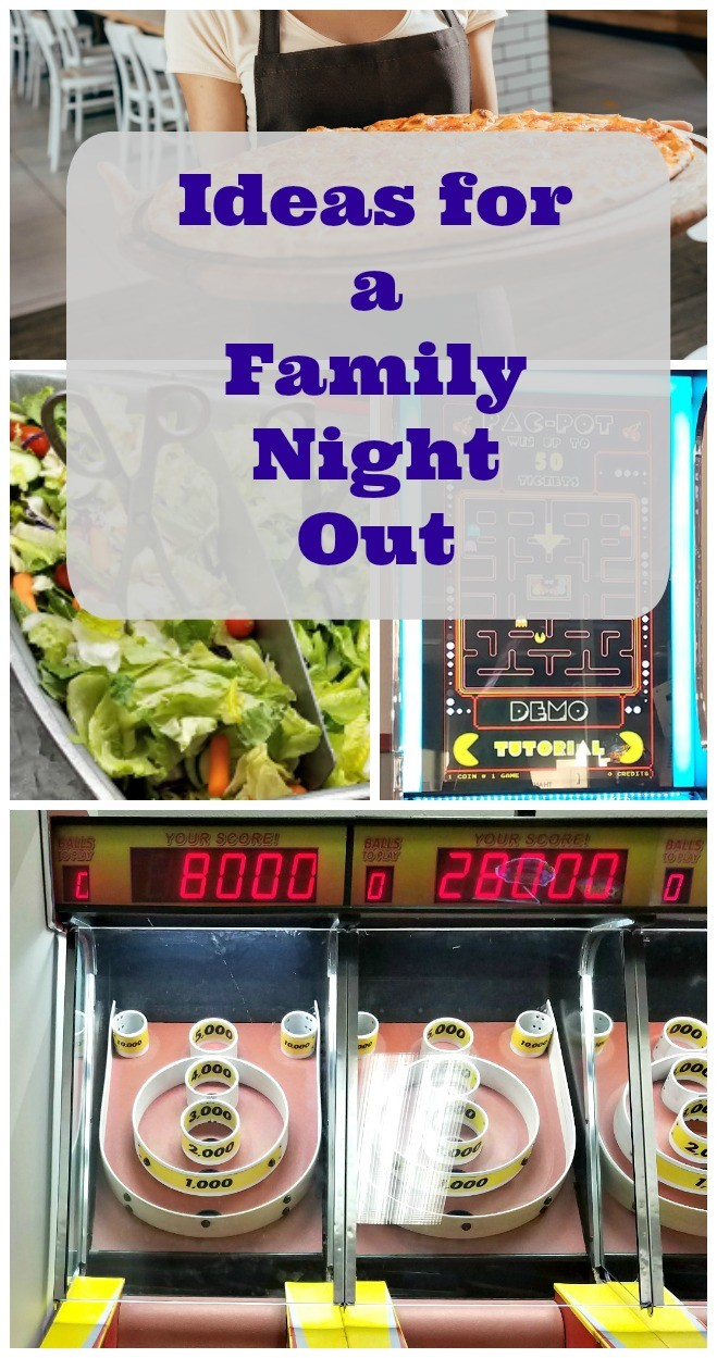 Family Night (or Day) Out Idea + a Giveaway!