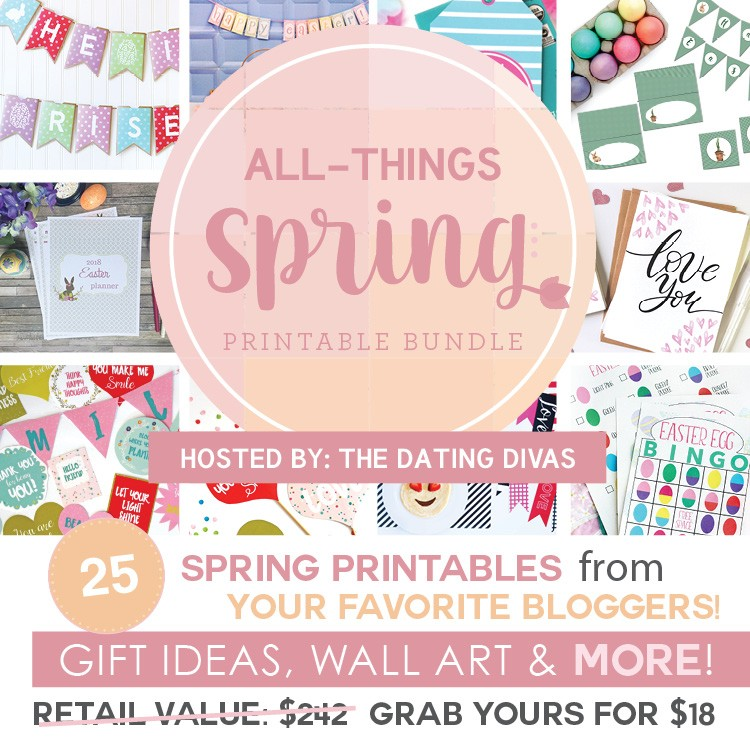 27 Printable Activities: Valentines, Easter & Spring