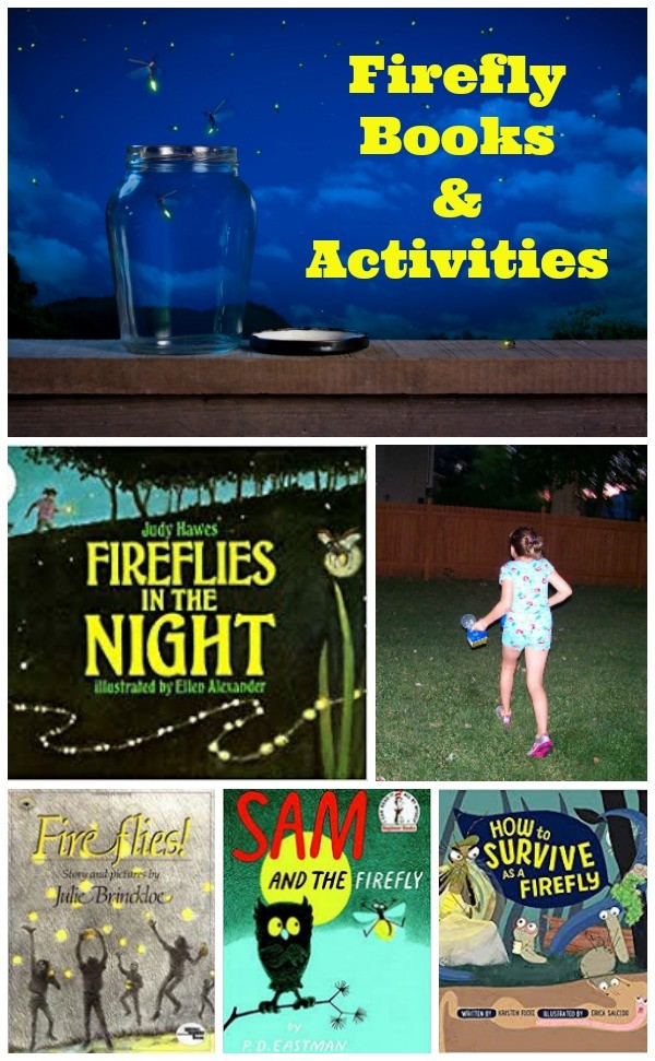 Firefly Facts, Activities & Books for Kids - Edventures ...