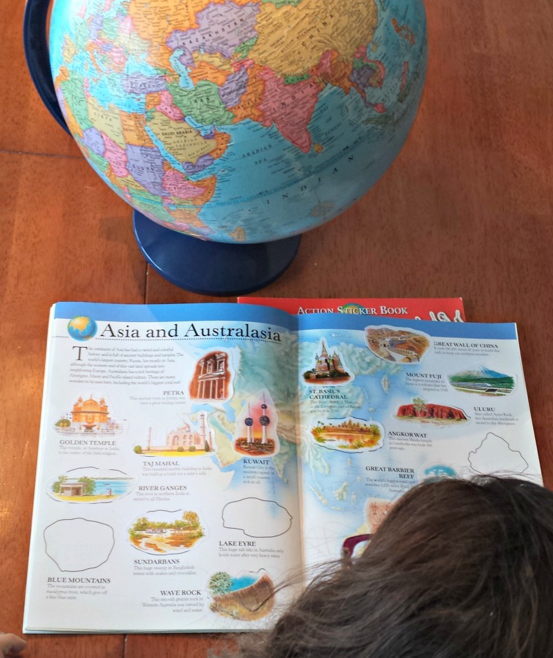 Fun ways for kids to learn about world cultures and countries