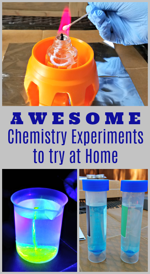 17 Easy Science Experiments Kids can Do at Home - Edventures