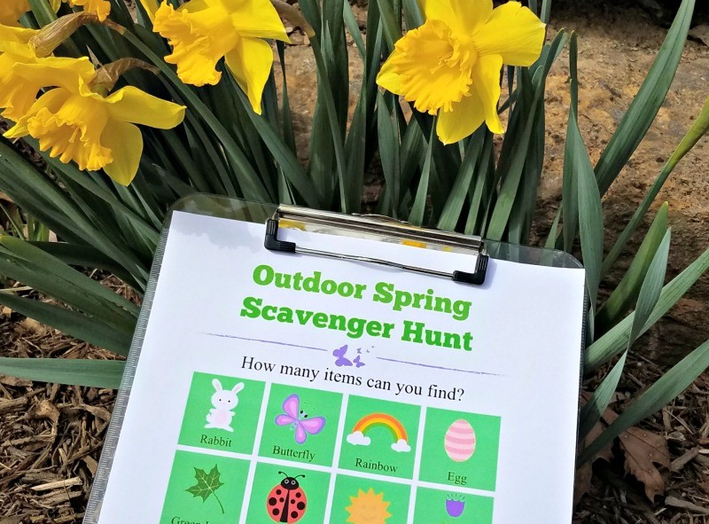 spring-scavenger-hunt-list