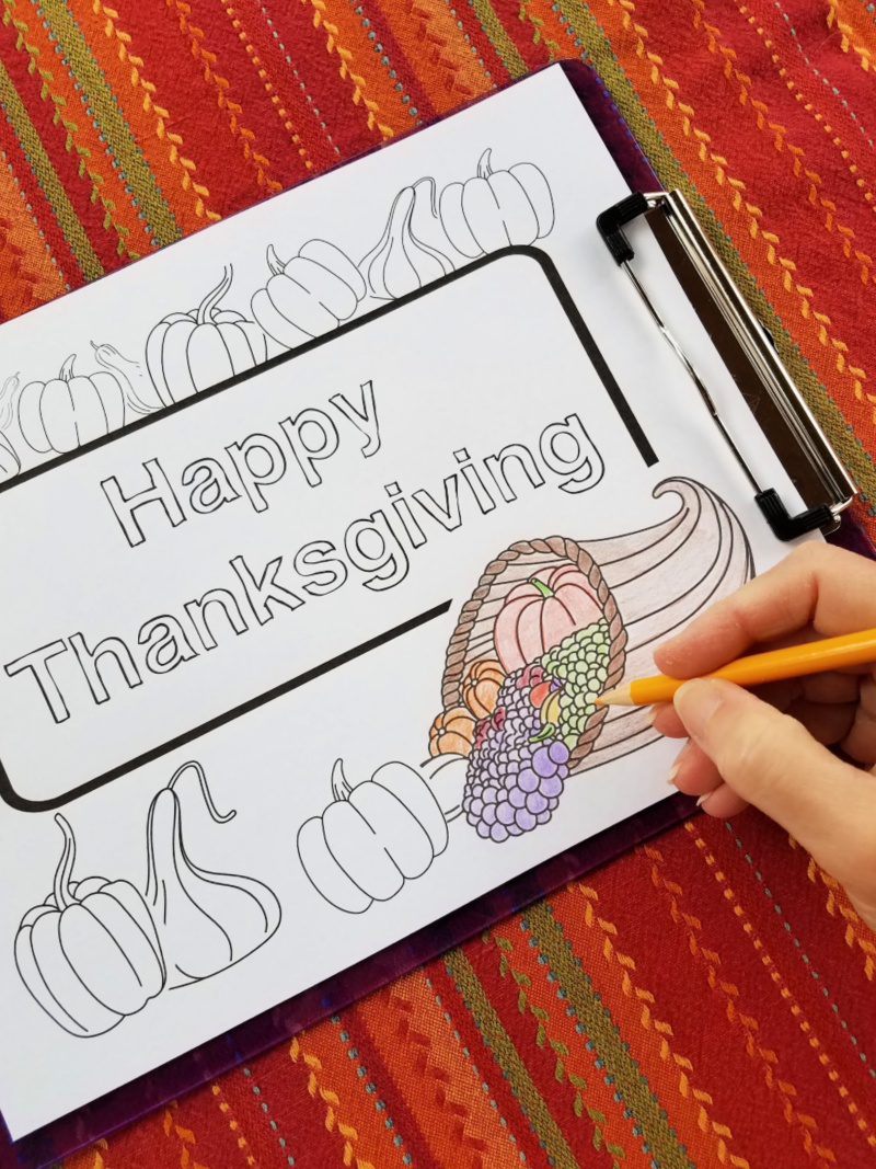 Coloring Page Of A Turkey For Preschool - Coloring Home | 1067x800